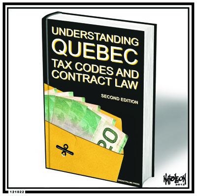 Understanding Quebec textbook